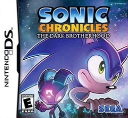Sonic Chronicles Box Art