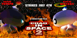 Chao in Space 2