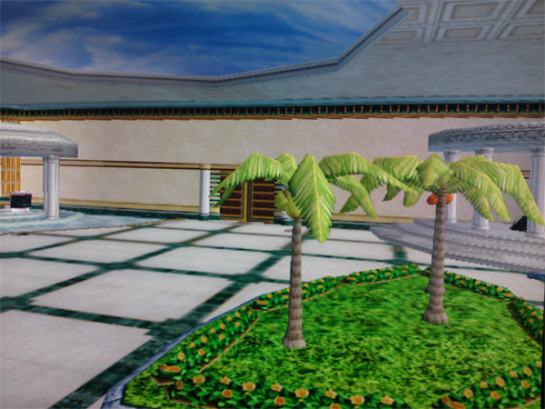 Chao Island Sonic Adventure Gardens