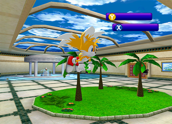Chao Island Sonic Adventure Dx Gardens